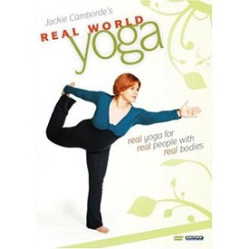 Real World Yoga: Real People With Real Bodies With Jackie Camborde (DVD)