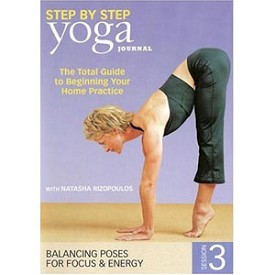 Yoga Journal: Beginning Yoga Step By Step Session 3 (DVD)