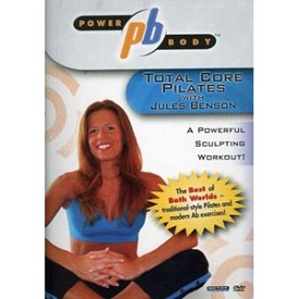 Power Body: Total Core Pilates With Jules Benson (DVD)