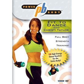Power Body: Fit To Dance Cardio Workout With Christi Taylor (DVD)
