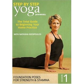 Yoga Journal: Beginning Yoga Step By Step Session 1 (DVD)