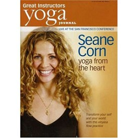Yoga Journal: Seane Corn Yoga From The Heart (DVD)