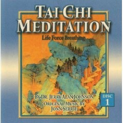 Tai Chi Meditation: Life Force Breathing Vol. 1 (Audio CD)