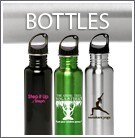 Custom Printed Water Bottle