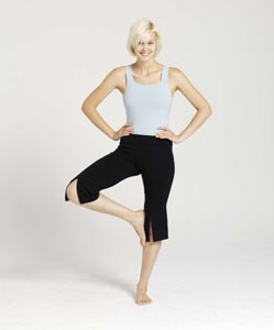 Hyde Yoga Pants Alignment Knickers