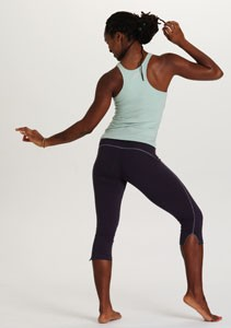 Hyde Yoga Capri Legging