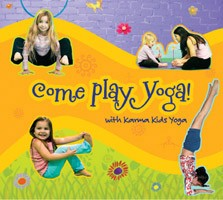 Come Play Yoga!  Kids Music CD