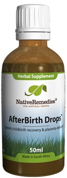 AfterBirth Drops for Delivery and Recovery (50ml)