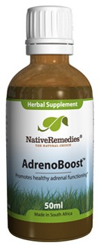 AdrenoBoost for Improved Adrenal Functioning (50ml)