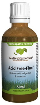 Acid Free-Flux for Acid Indigestion and Heartburn(50ml)