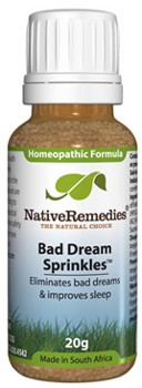 Bad Dream Sprinkles to Comfort Night Terrors and Bad Dreams (20g)