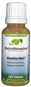 BladderWell to Improve Bladder Health (125 Tablets)
