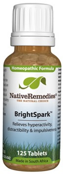 BrightSpark for Hyperactivity in Children (150 Tablets)