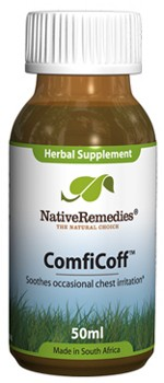 ComfiCoff to Ease Throat and Chest Discomfort (50ml)