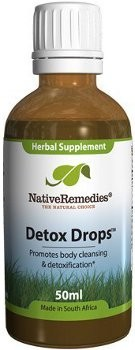 Detox Drops for System Detoxification (50ml)