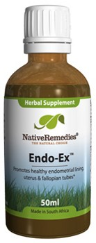 Endo-Ex for Endometriosis Pain (50ml)