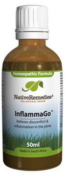 InflammaGo for Joint Discomfort and Inflammation (50ml)