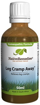 Leg Cramp Away for Leg Cramps (50ml)