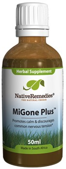 MiGone Plus Formula for Clear-headed Comfort (50ml)