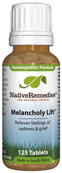 Melancholy Lift to Temporarily Relieve Feelings of Melancholy and Sadness (125 Tablets)