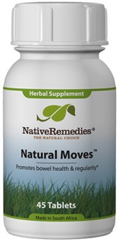 Natural Moves for Constipation for Bowel Regularity (45 Tablets)