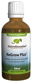 ReGrow Plus for Hair loss and Healthy Hair and Regrowth (50ml)