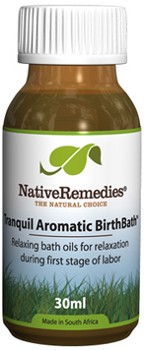 Tranquil Aromatic BirthBath for First Stage of Labor (30ml)