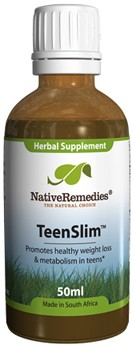 Teen Slim for Weight Maintenance, System Cleansing, Skin Clarity and Energy in Teens (50ml)