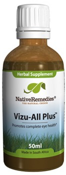 Vizu-All Plus for Eye Health (50ml)