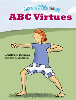 Learn With Yoga ABC Virtues