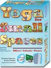 Yoga for Small Spaces (large format cards)
