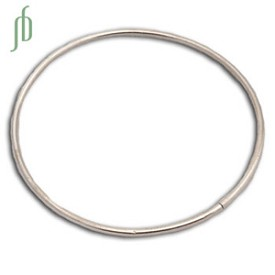 Opening Bangle Silver