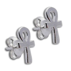 Ankh Studs Earrings