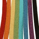 Ultra Suede Leather Laces (Vegetarian) for Necklaces and Pendants (Choice of 8 Colors)