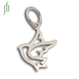Dove of Peace Charm