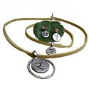 Self-esteem Solar Plexus Chakra Jewelry Set - 17