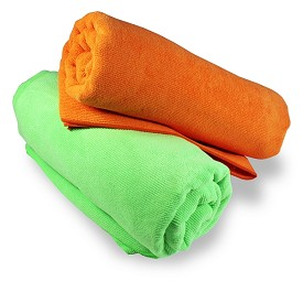 Mat-Size Microfiber Super Absorbing Yoga Towel - Buy One Get One Free