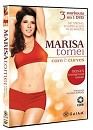 Gaiam Marisa Tomei's Core and Curves DVD