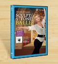 Gaiam Trudie Styler's Sculpt And Tone Ballet DVD