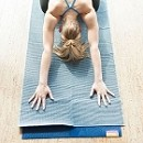 Eco Bamboo Yoga Towel by Hugger Mugger