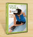 Gaiam 5 Day Fit Yoga DVD