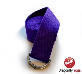 DragonFly Studio Cotton D-Ring Strap