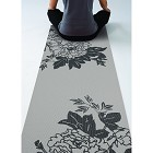 Gaiam Prosperity Print Yoga Mat