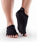 ToeSox Half Toe Low Rise Bella Grip Socks
