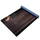 Plank Designs Printed Yoga Mat