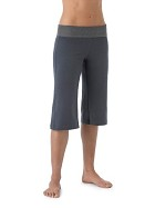 Women's French Terry Crop Pant by be present