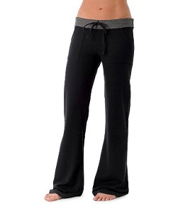 Women's French Terry Resort Pant by be present
