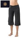 Womens Kona Pant Sun Yellow by be present