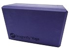 "Dragonfly 4"" Premium Foam Yoga Block"