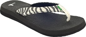 Yoga Wildlife Womens Sandals by Sanuk